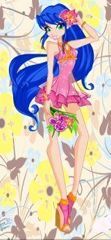 Феи Лэйси из 5 сезона WINX CLUB феи счастья и игра для девочек!