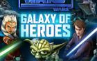 Игра Звездные войны Герои Галактики и WINX аватарки