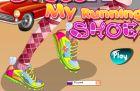 Игра дизайн кроссовок и результат винкс конкурса мисс сентябрь!