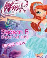 Когда будет винкс клуб 5 сезон? смотрите видео отрывок из 5 сезона.
