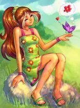 Winx 5 сезон слухи и картинки - арты с новыми феями!