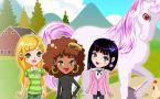 Игра создай парк для пони и арты винкс волшебниц