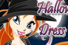 Игра винкс на хелловин (game winx Hallowin)