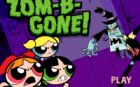 Игра девочки против зомби и анегдооооот винкс