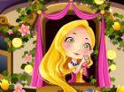 Игра прическа для волшебницы Рапунцель и winx картинки