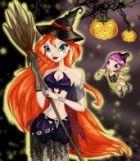 Волшебная Winx лотерея слов Сейлор Мун 1 тур картинки и игра для девочек!!!