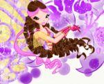 Конкурс винкс:Девочка сайта Winx и игра новогодняя одевалка!