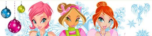 1 тур конкурса винкс 5 сезон и игра для девочек!