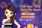 Игра новогодний макияж и винкс конкурс