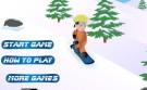 Игра Наруто на Лыжной Доске (Naruto Game)
