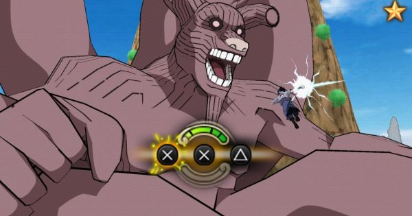 Naruto Ninja Impact скачать игру для PSP и компьютера