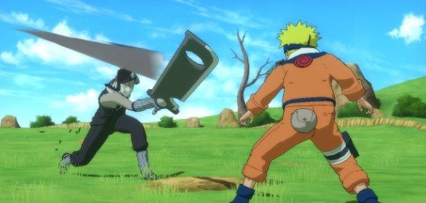Naruto Ninja Storm Generations скачать игру для PS3