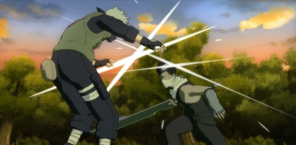 Naruto ninja storm generation новая игра в 2012