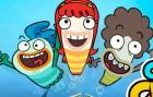 Рыбология игра Катапульта и Winx Арт Картинки