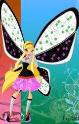 Картинки со Стеллой из Winx Club 2012 и мой конкурс о звездах!