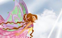 Мои Фанарты Winx и ищу старых друзей на волшебном сайте!
